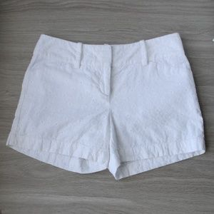 Ann Taylor Eyelet Shorts